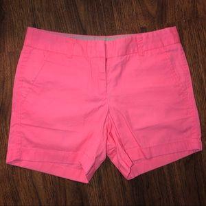 EUC J. Crew Broken-in Chino Shorts